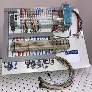 Wired control panel | Connect-2 Technology